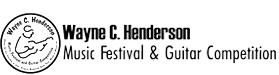 Wayne Henderson Festival